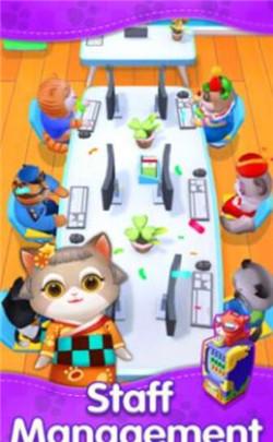 猫咪消消消游戏
