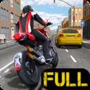 交通极速摩托游戏
