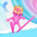 滑雪小冒险游戏