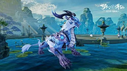 梦幻新诛仙神兽怎么获得?神兽玩法及获取攻略